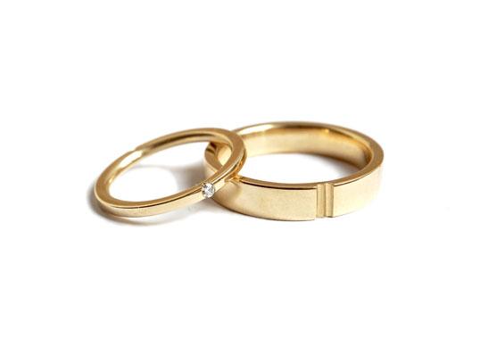 Wedding Rings Secret Love