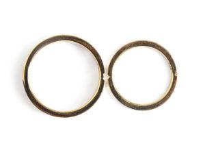 14kt Love Rings Goldprodukt