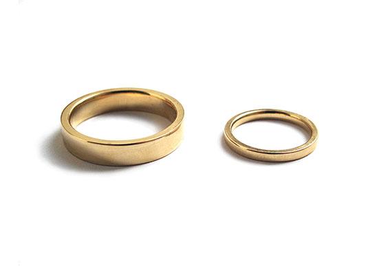 Wedding Rings Straight
